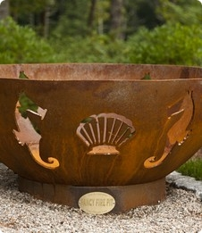 Customize Your Fire Pit!